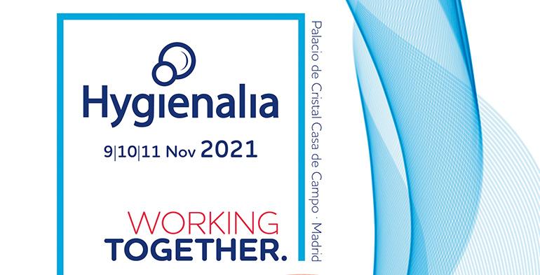 Hygienalia 2021 se pone en marcha