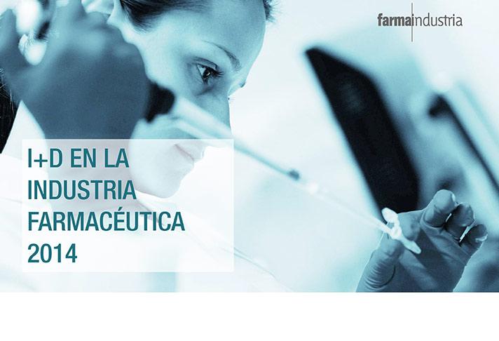 La I+D farmacéutica en España crece un 2,4% en 2014