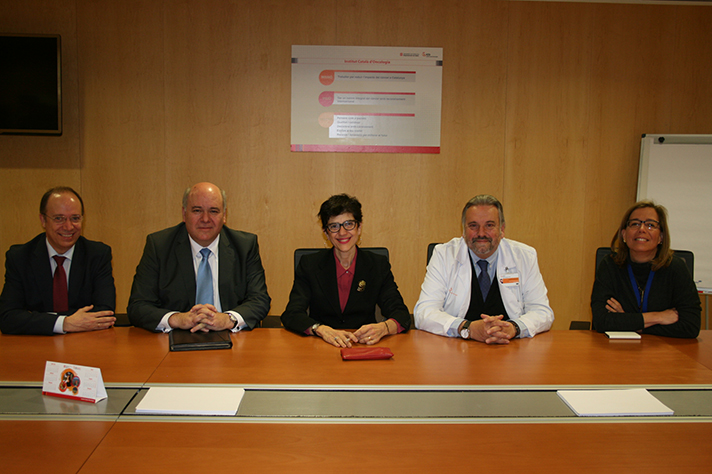 Acuerdo entre el ICO y MSD para investigar en cáncer