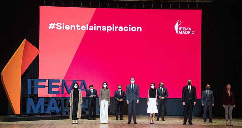 Ifema Madrid se lanza al negocio digital y cambia su imagen