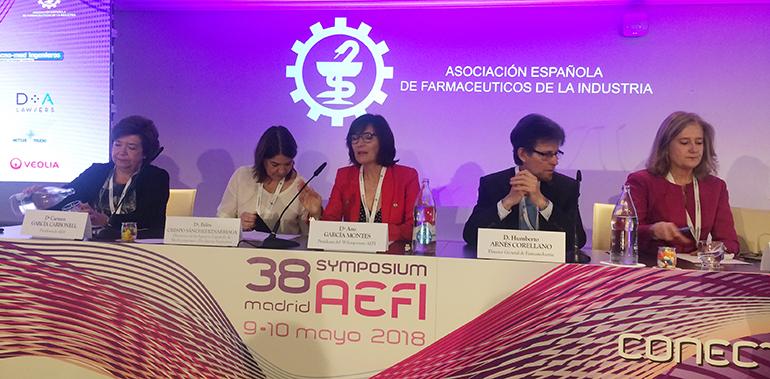 arranca el 38 symposium AEFI