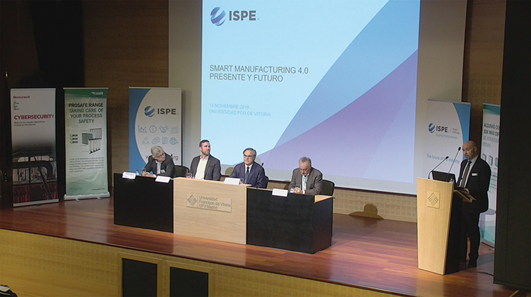 Conclusiones de la Jornada ISPE sobre Smart Manufacturing 4.0