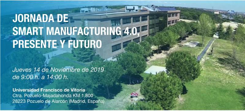 Jornada de smart manufacturing 4.0