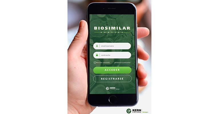 Kern Pharma gana un premio SABRE Awards EMEA por su aplicación Biosimilar Hunters