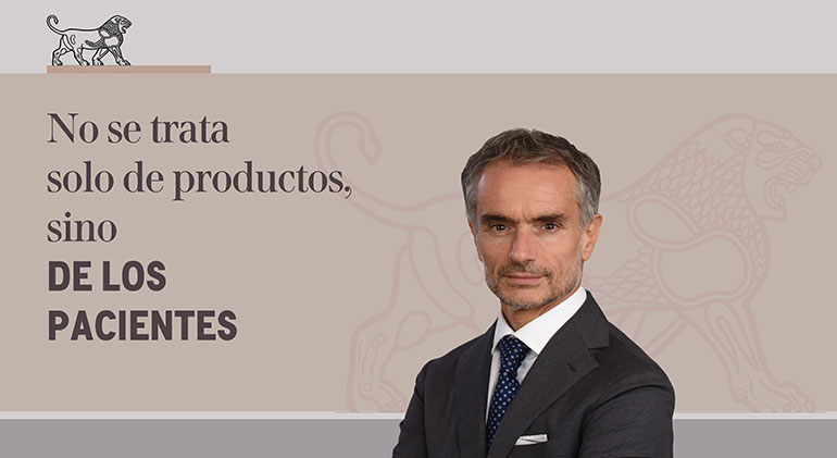 Paolo Cionini, nuevo director general de LEO Pharma