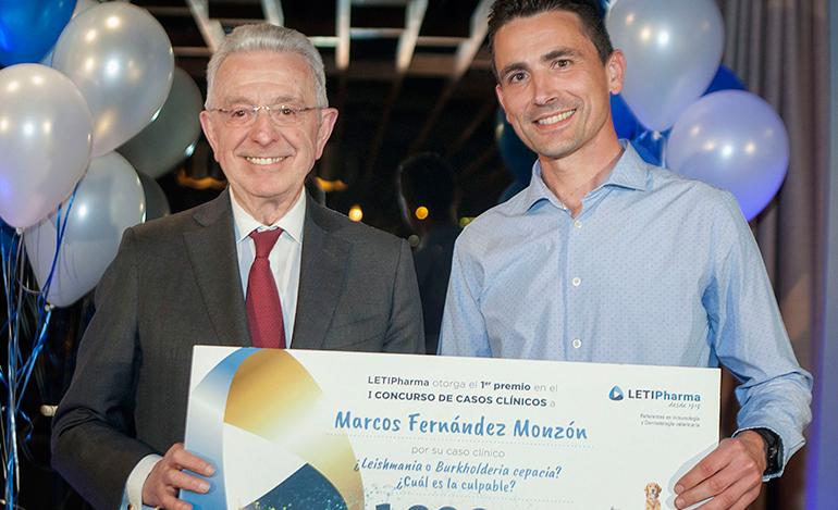 Entregados los premios del Concurso de Casos Clínicos convocado por LETIPharma