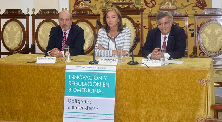 Innovación y regulación en Biomedicina: obligados a entenderse