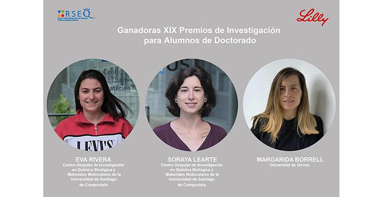 Lilly y la Real Sociedad Española de Química otorgan los Premios de Investigación