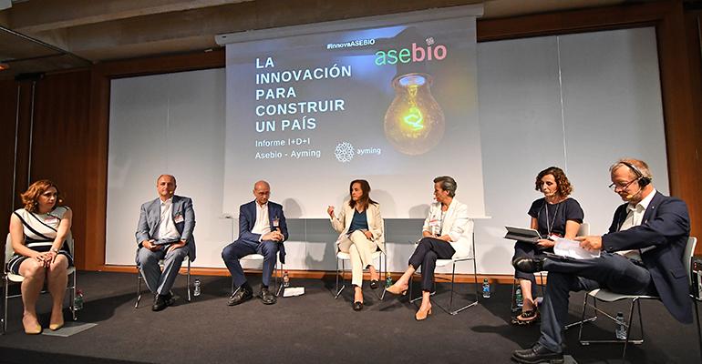 Asebio apuesta por la innovación para construir un país