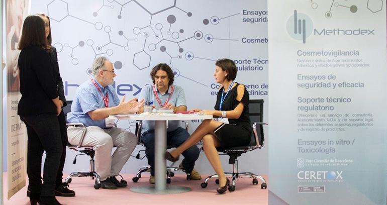 Methodex y el Parc Científic de Barcelona firman un convenio de colaboración para la realización de ensayos in vitro