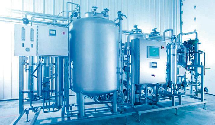 Eliminación microbiana con una medición fiable del ozono