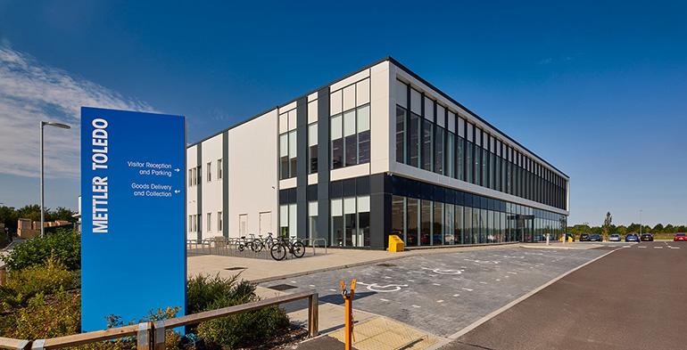 METTLER TOLEDO celebrará una jornada de puertas abiertas el 6 y 7 de octubre en su nuevo Centro Global de Excelencia en Reino Unido