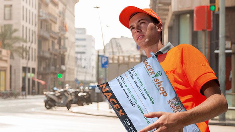 Compromiso medioambiental de Nacex