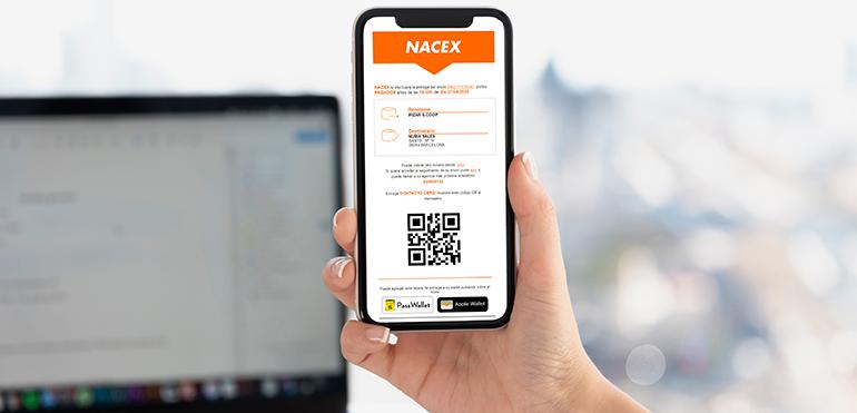 Nacex implementa la modalidad de entrega contacto cero