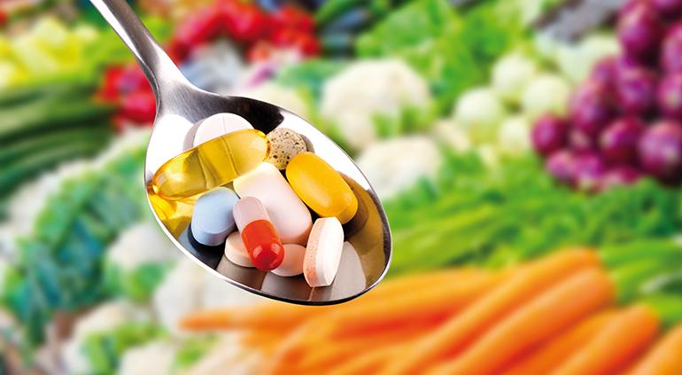 Nuevas tendencias en la industria de los complementos alimenticios