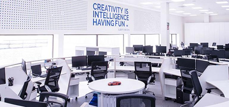 Nuevas oficinas de Qualipharma