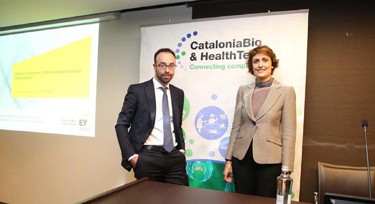Las empresas biomédicas en Cataluña atrajeron 106 millones de inversión en 2018 para nuevos fármacos y tecnología