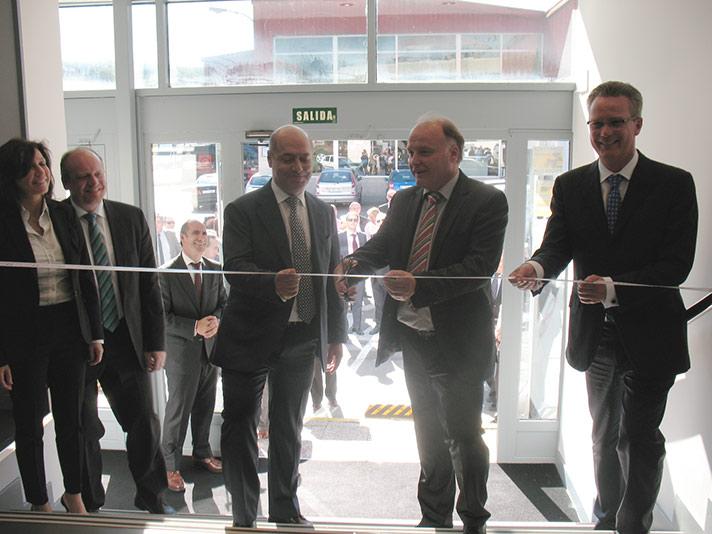 Inauguración de las nuevas oficinas de Pepperl+Fuchs