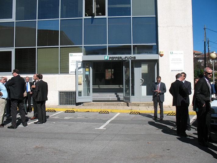 Nuevas oficinas de Pepperl+Fuchs en Bilbao