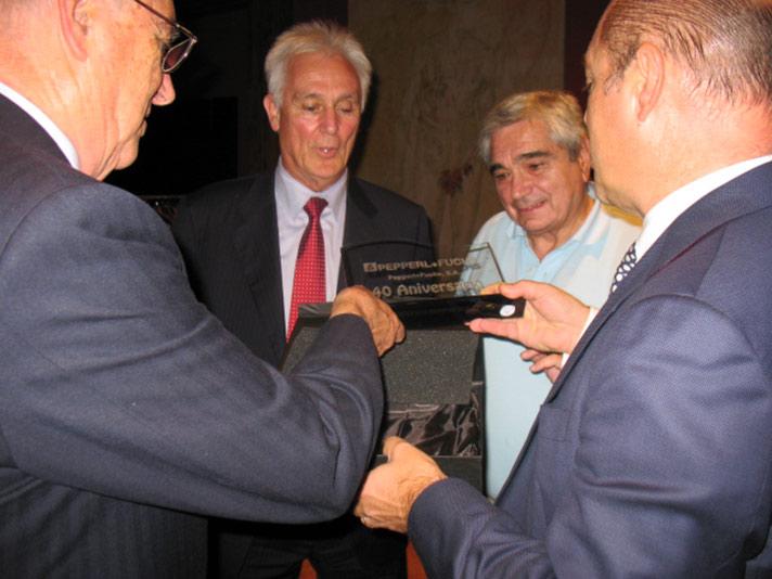 Pepperl+Fuchs festeja su 40 aniversario en España