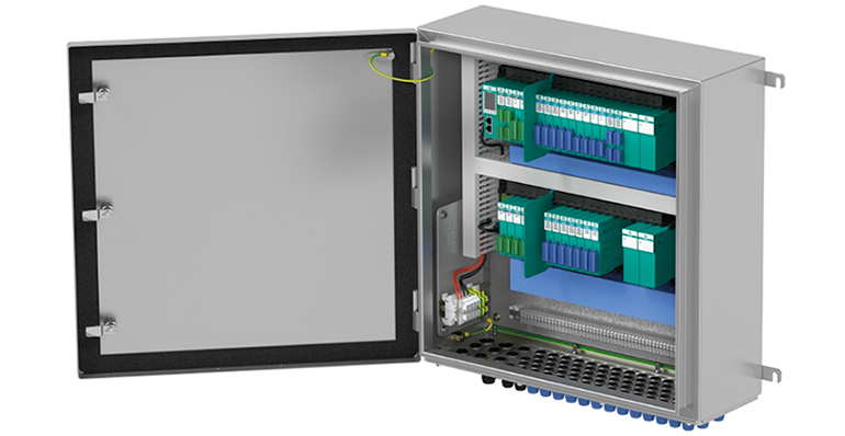 Gateway Profinet para integrar los datos de dispositivos y procesos