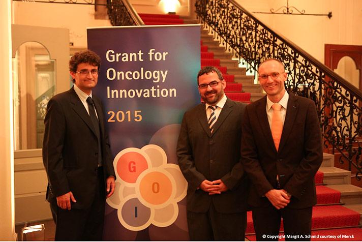 Piulats, del ICO, y Dienstmann, del VHIO, entre los tres ganadores de las Becas Merck de Innovación en Oncología 2015