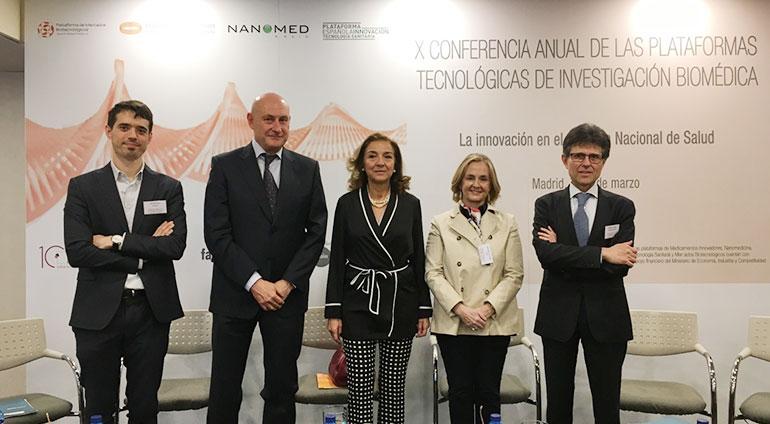 Comienza la décima edición de las Plataformas Tecnológicas de Investigación Biomédica