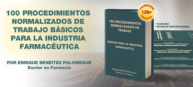 100 PNT's básicos para la industria farmacéutica