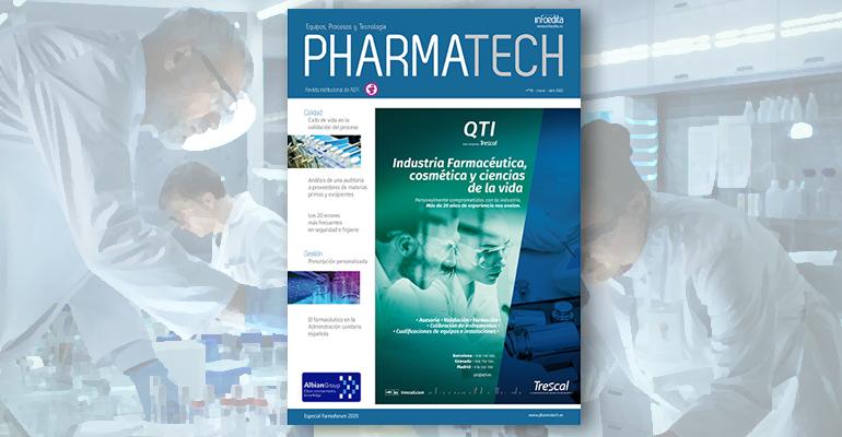 Último número de Pharmatech en nuestro kiosko virtual