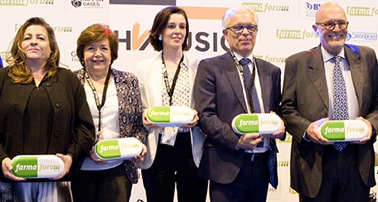 AEFI premiada como mejor asociación en el ámbito biofarmacéutico