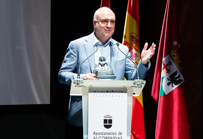 El Ayuntamiento de Alcobendas otorga a Net-Pharma el Premio Salud / Farmacéutica