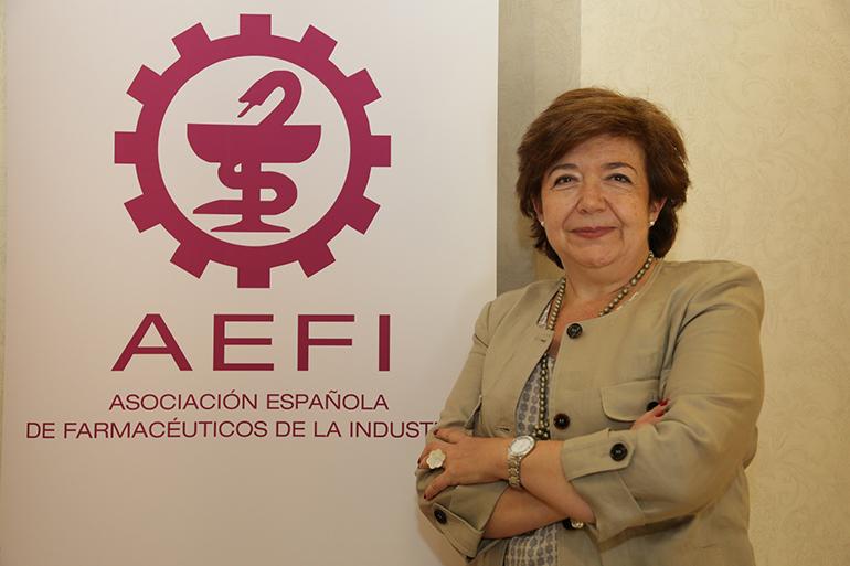Carmen García Carbonell presidirá AEFI durante los próximos cuatro años