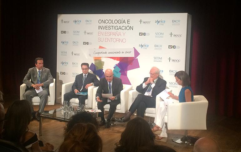 Investigadores y oncólogos se reúnen en Madrid con motivo de ESMO