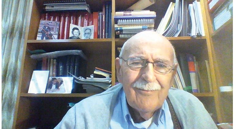 Entrevista con Ramón Salazar