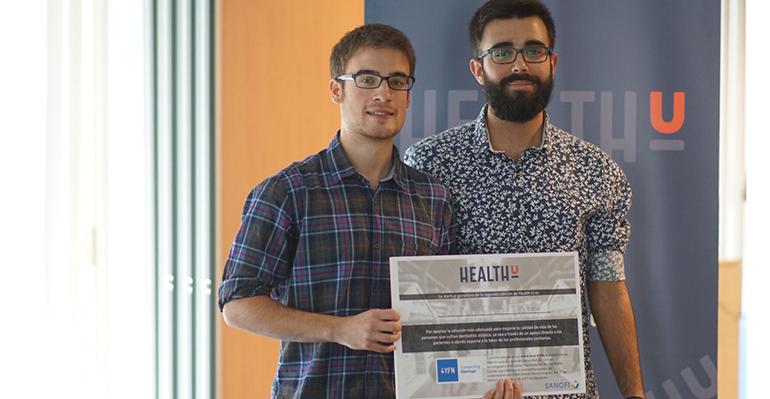 Una herramienta para facilitar historiales clínicos de dermatitis atópica, ganadora de Health-U de Sanofi