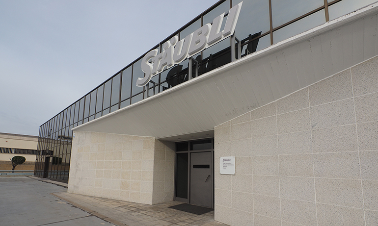 Stäubli inaugura nuevas instalaciones en Sant Quirze del Vallès