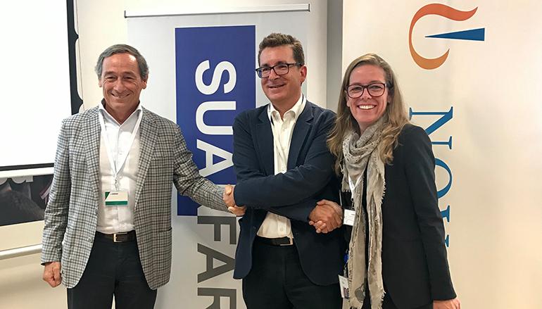Suanfarma acuerda la adquisición de una planta de fabricación de APIs en Italia