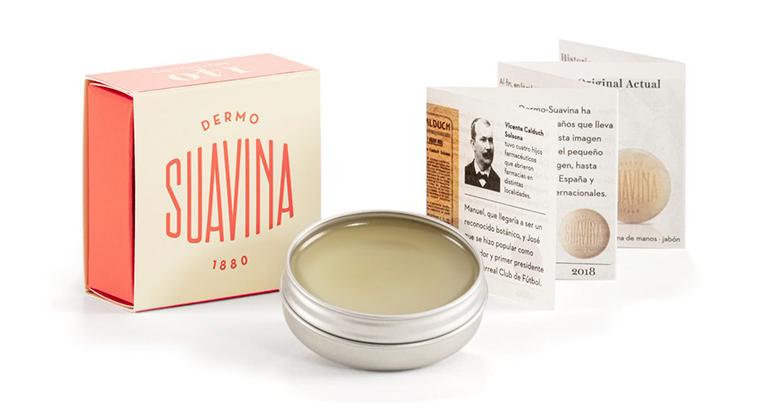 Dermo-Suavina cumple 140 años con una edición especial