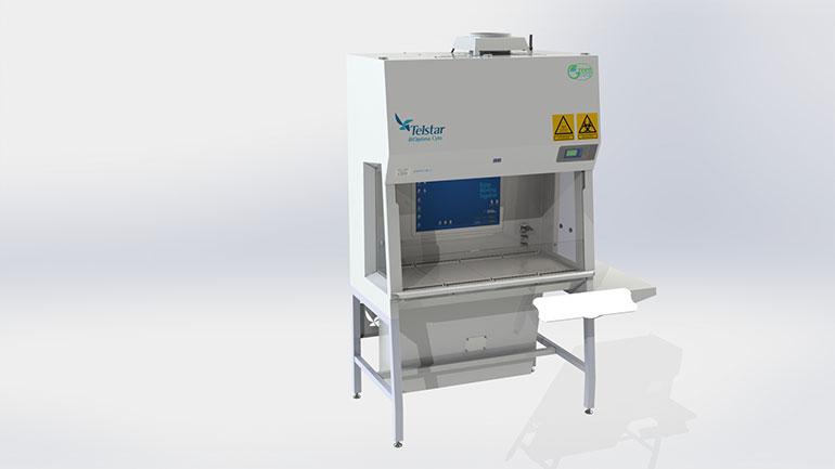 Cabinas para integrar software de preparación de compuestos farmacéuticos