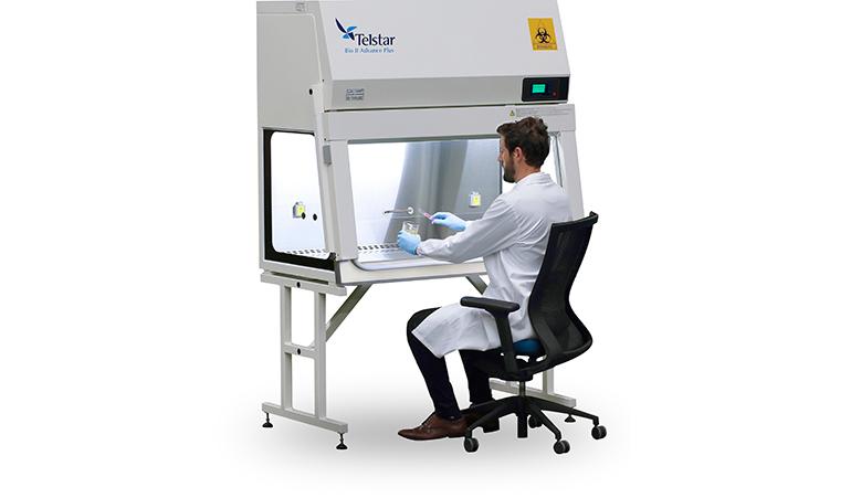 Cabinas de seguridad microbiológica
