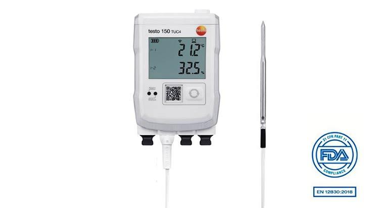 Tecnología de medición para la monitorización de temperatura