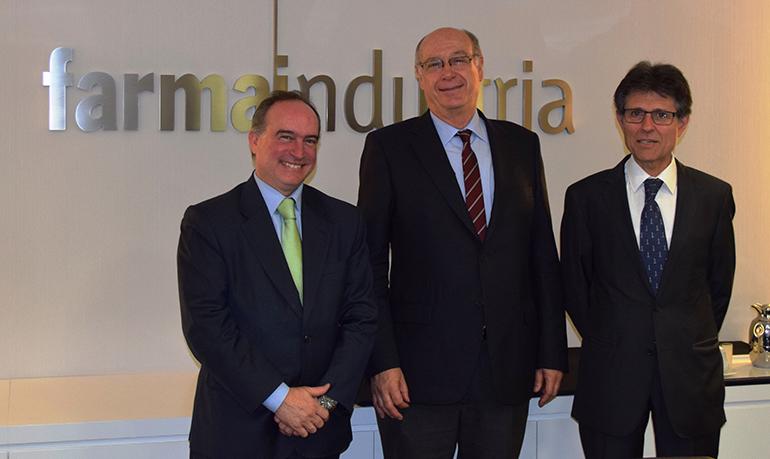FARMAINDUSTRIA firma un acuerdo con SECOT