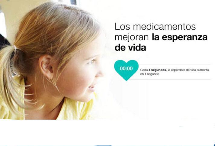 El valor del medicamento, nuevo portal de  FARMAINDUSTRIA