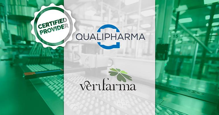 Verifarma obtiene la categoría Certified Provider