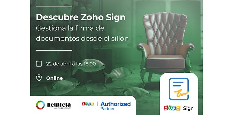 Descubre Zoho Sign y gestiona la firma de documentos digitales