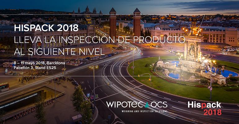 Wipotec-OCS celebra 30 años de historia en Hispack