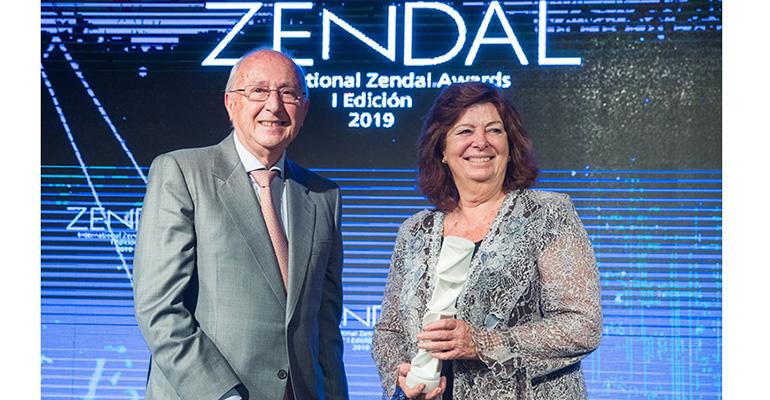 Zendal, biotecnología, vacunas, premios