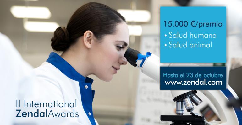 Zendal amplía hasta el 23 de octubre el plazo para la presentación de candidaturas a sus premios científicos